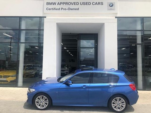 2016 BMW 1 Series 120i M Sport 5-Door Auto Gauteng Midrand_0