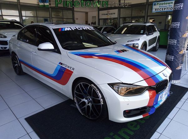 2012 BMW 3 Series 328i M Sport Line At  f30  Kwazulu Natal Pinetown_0