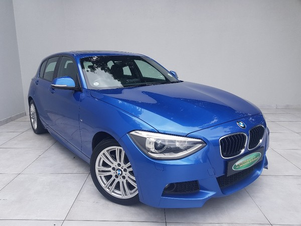 2014 BMW 1 Series 116i M Sport Line 5dr At f20  Gauteng Four Ways_0