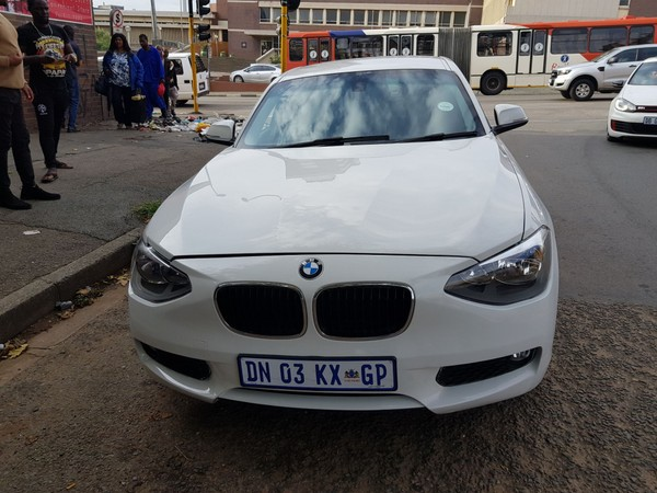 2012 BMW 1 Series 116i 5dr At f20  Gauteng Johannesburg_0