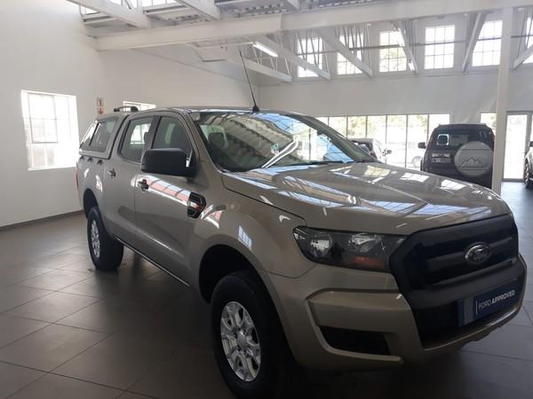 2017 Ford Ranger 2.2TDCi XL 4X4 Auto Double Cab Bakkie Western Cape Robertson_0