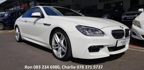 2013 BMW 6 Series 640D Coupe M Sport Auto Western Cape Parow_0