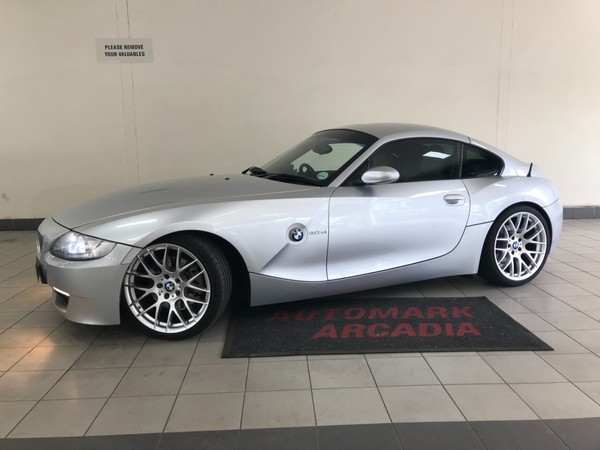 2006 BMW Z4 Coupe 3.0si At PRIVATE SALE Gauteng Pretoria_0