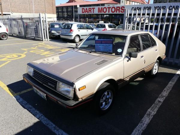 1982 Datsun Lux pulsar 1500 Western Cape Cape Town_0