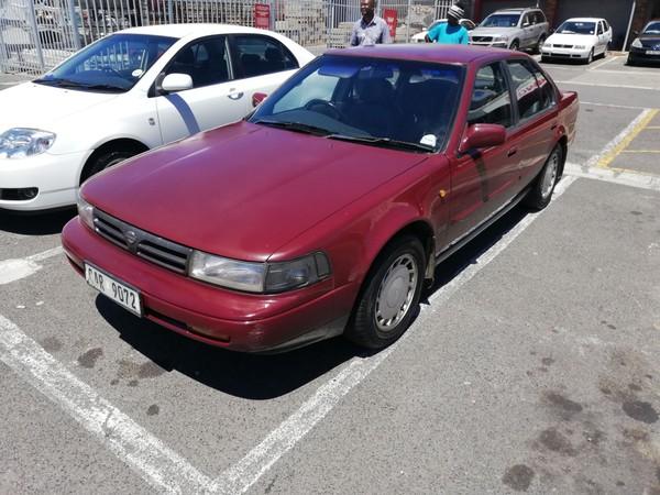 1993 Nissan Maxima 3.0 E At  Western Cape Cape Town_0