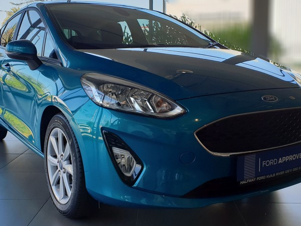 2018 Ford Fiesta Ford Fiesta 1.0 Ecoboost Trend Western Cape Kuils River_0