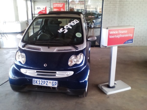 2003 Smart Cabrio Passion  Gauteng Springs_0