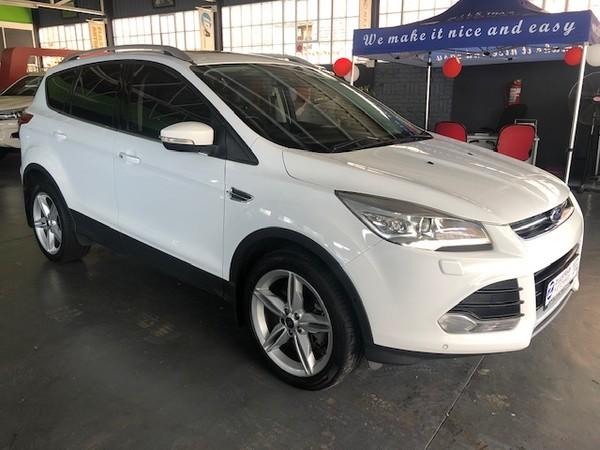 2014 Ford Kuga 1.6 Ecoboost Titanium AWD Auto Free State Bloemfontein_0