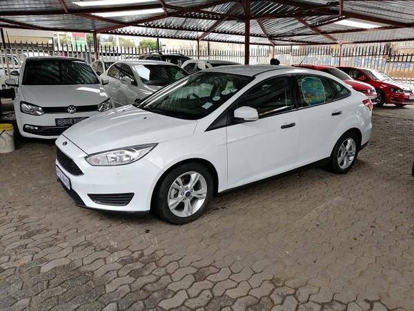 2016 Ford Focus 1.0 Eco boost sedan  Gauteng Jeppestown_0