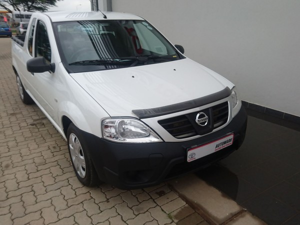 2014 Nissan NP200 1.5 Dci Se Pusc  North West Province Lichtenburg_0