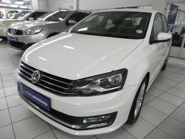 2016 Volkswagen Polo GP 1.5 TDi Comfortline Free State Bloemfontein_0