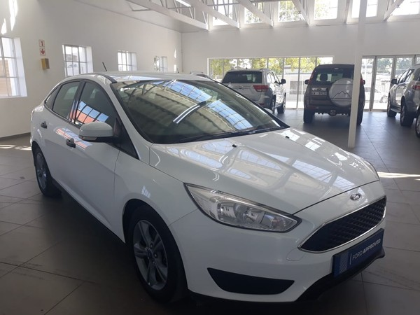 2018 Ford Focus 1.0 Ecoboost Ambiente Western Cape Robertson_0