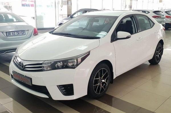2014 Toyota Corolla 1.4D Esteem Kwazulu Natal Durban_0