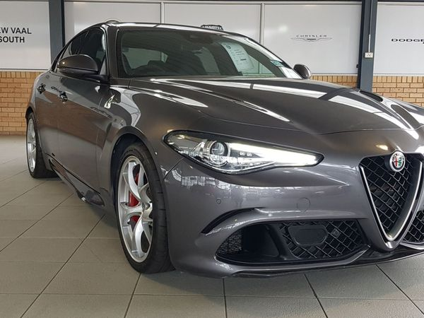 2019 Alfa Romeo Giulia 2.9T V6 Launch Edition Gauteng Vereeniging_0