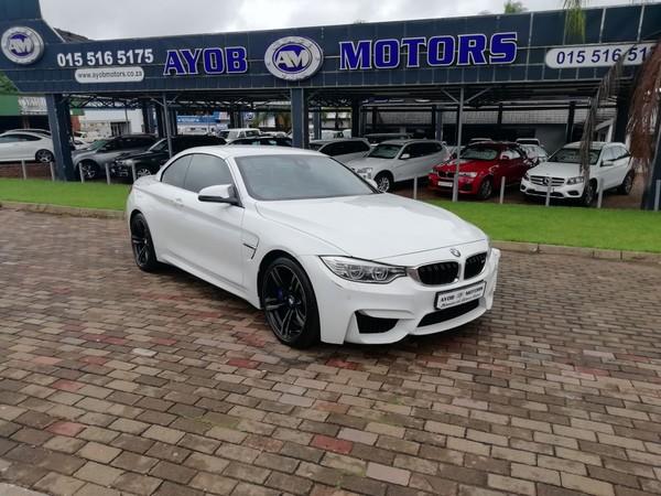 2015 BMW M4 Convertible M-DCT Limpopo Louis Trichardt_0