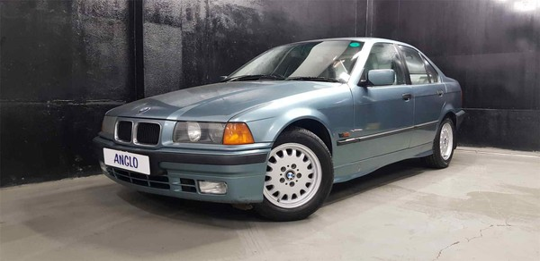 1996 BMW 3 Series 318is e36  Gauteng Benoni_0