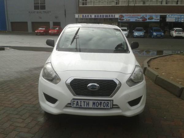 2017 Datsun Go 1.2 Gauteng Johannesburg_0