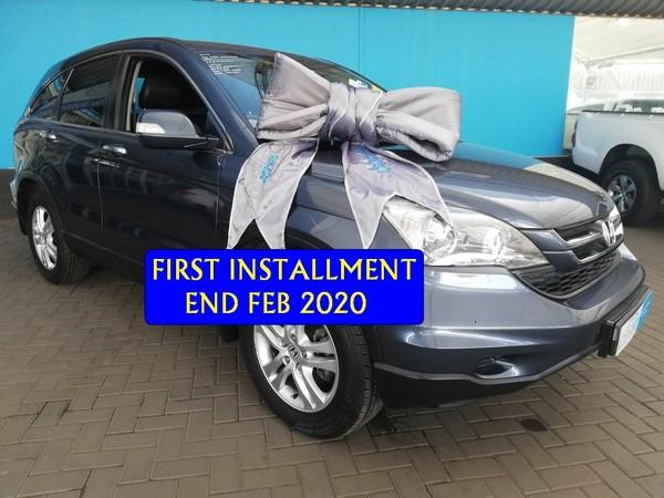 2010 Honda CR-V 2.4 Vtec Elegance At  Gauteng Vereeniging_0