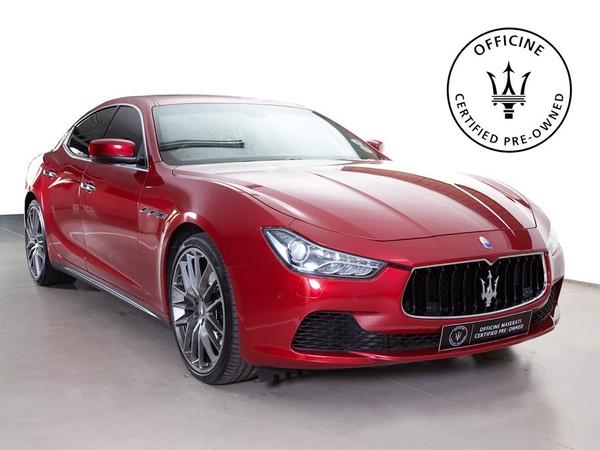2017 Maserati Ghibli S Gauteng_0