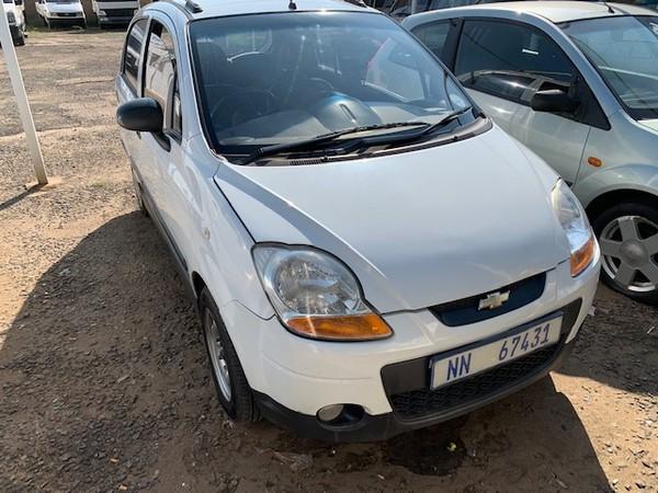 2011 Chevrolet Spark Lite Ls 5dr  Kwazulu Natal Newcastle_0