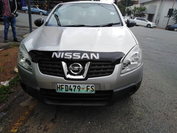 2009 Nissan Qashqai 1.6 Acenta  Gauteng Jeppestown_0