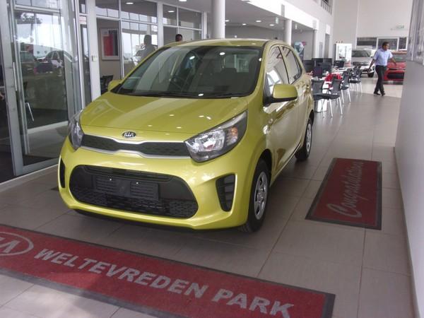 2020 Kia Picanto 1.2 Start Auto Gauteng Roodepoort_0