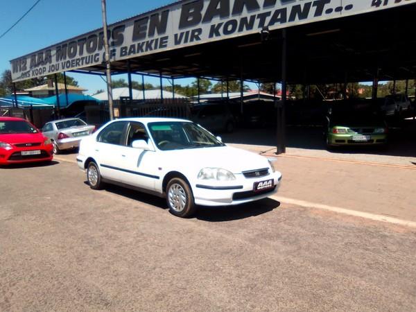 2000 Honda Ballade 160i Spreeline  North West Province Klerksdorp_0