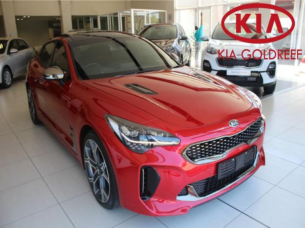 2019 Kia Stinger 3.3 V6 GT Gauteng Johannesburg_0