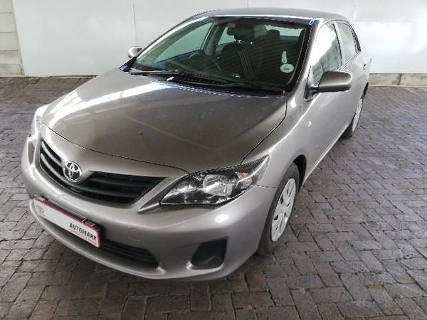 2017 Toyota Corolla Quest 1.6 Eastern Cape Uitenhage_0