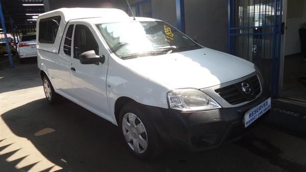 2014 Nissan NP200 1.5 Dci  Ac Safety Pack Pu Sc  Gauteng Johannesburg_0