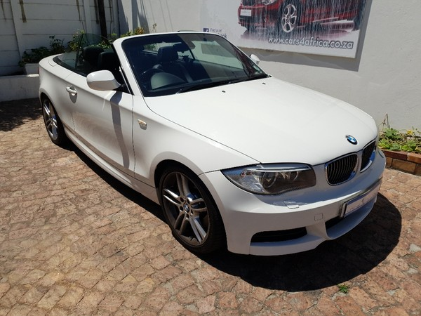 2013 BMW 1 Series 135i Convert Sport At  Western Cape Cape Town_0