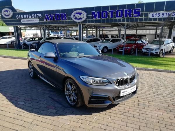 2016 BMW 2 Series M235 Convertible Auto F23 Limpopo Louis Trichardt_0