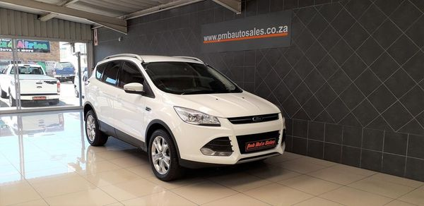 2014 Ford Kuga 1.6 EcoboostTrend AWD Auto Kwazulu Natal Pietermaritzburg_0
