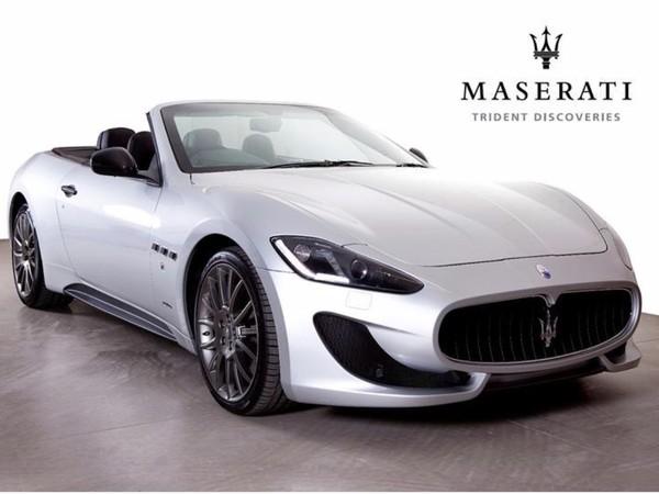 2017 Maserati Granturismo Grancabrio Sport Gauteng_0