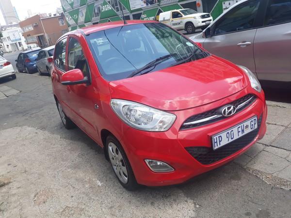 2012 Hyundai i10 1.2 Gls  Gauteng Jeppestown_0