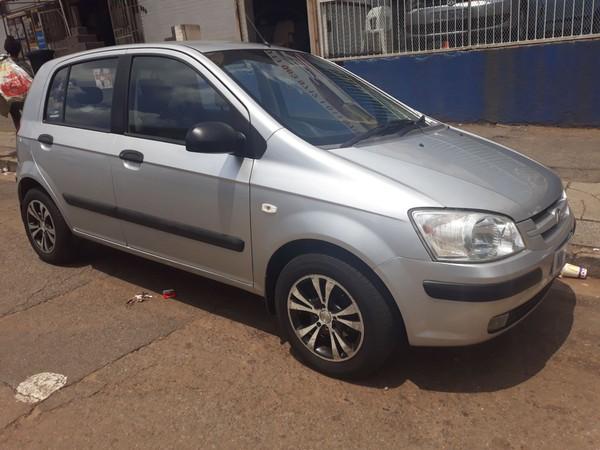 2005 Hyundai Getz 1.6  Gauteng Jeppestown_0