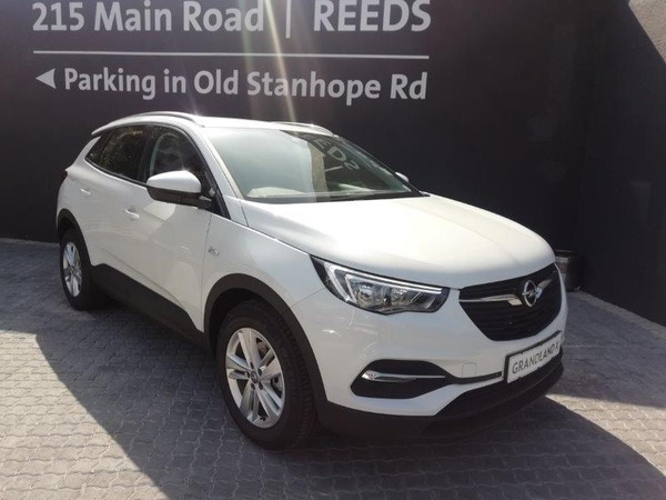 2019 Opel Grandland X 1.6T Enjoy Auto Western Cape Claremont_0