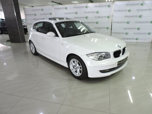 2009 BMW 1 Series 120i At e87  Gauteng Vereeniging_0