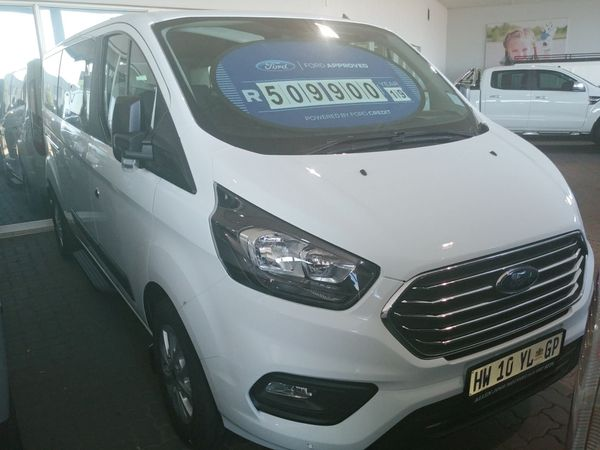 2019 Ford Transit Custom Kombi 2.2 TDCi Ambiente LWB 92KW FC PV Gauteng Pretoria_0