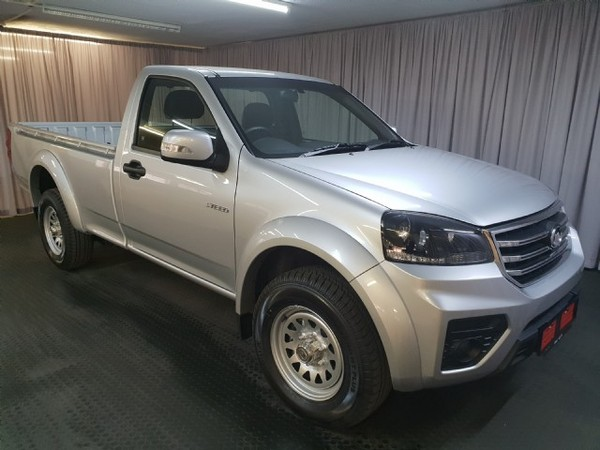 2019 GWM Steed 5 2.0 WGT Workhorse Single Cab Bakkie Gauteng Roodepoort_0