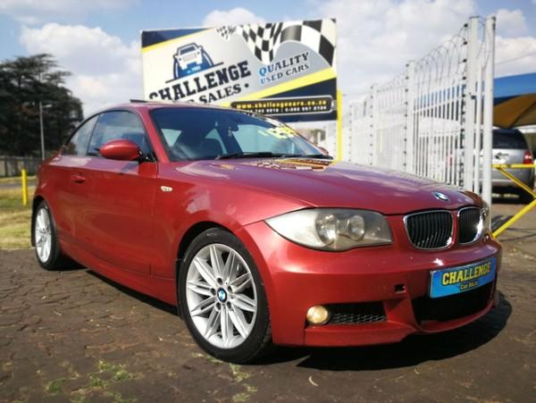 2009 BMW 1 Series 120d Coupe Sport  Gauteng Brakpan_0