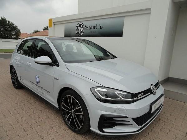2019 Volkswagen Golf VII GTD 2.0 TDI DSG Mpumalanga Secunda_0