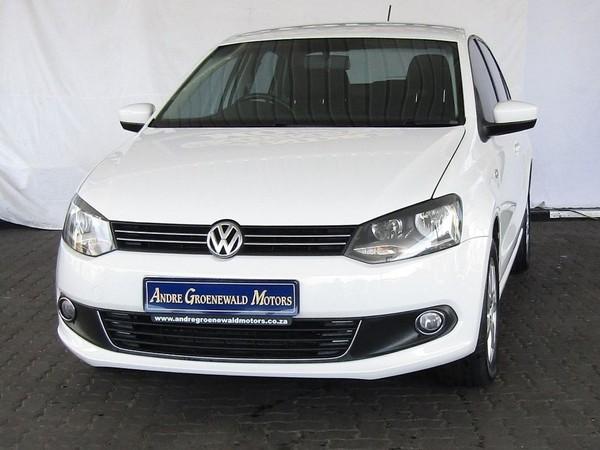 2014 Volkswagen Polo 1.6 Tdi Comfortline  Western Cape Goodwood_0