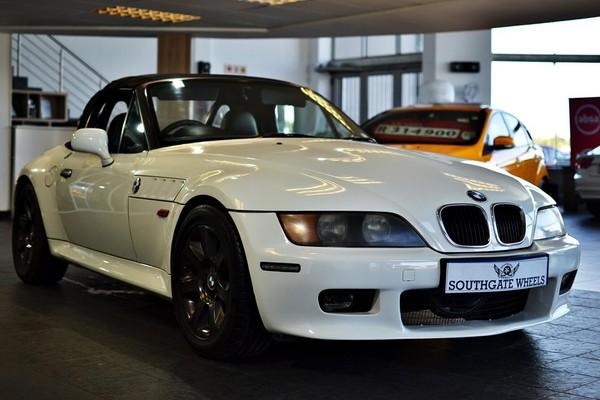 1998 BMW Z3 Roadster 2.8i e367  Gauteng Johannesburg_0