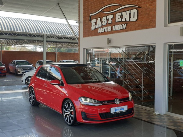2016 Volkswagen Golf VII GTi 2.0 TSI DSG North West Province Rustenburg_0