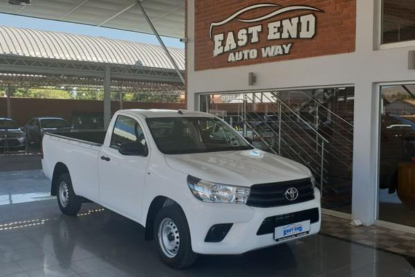 2017 Toyota Hilux 2.0 VVTi Single Cab Bakkie North West Province Rustenburg_0