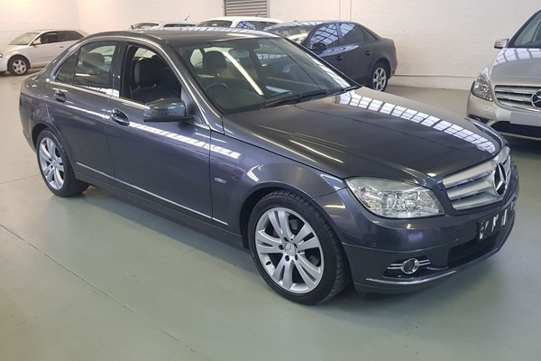 2011 Mercedes-Benz C-Class C180 Cgi Be Avantgarde At excellent Cond FSH Western Cape Maitland_0