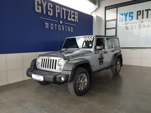 2016 Jeep Wrangler Unltd Rubicon 3.6l V6 At  Gauteng Pretoria_0