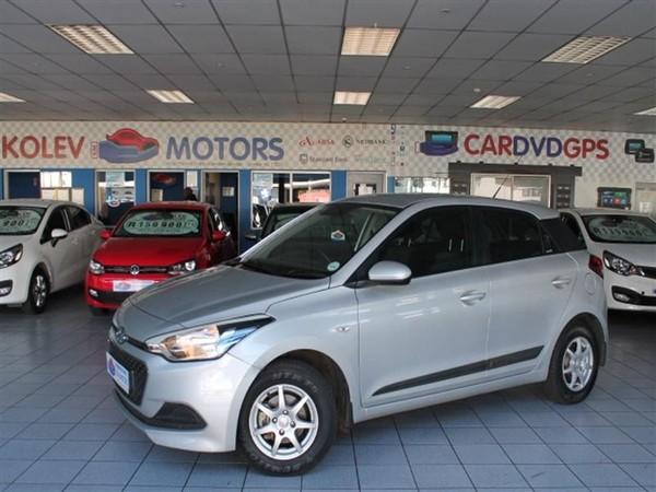 2015 Hyundai i20 1.2 Motion Gauteng Johannesburg_0