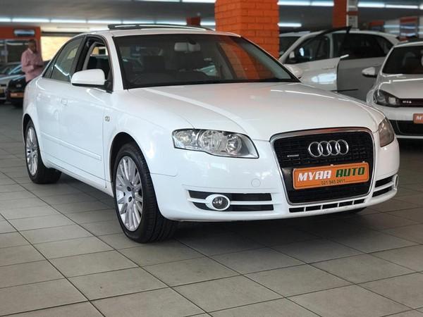 2007 Audi A4 3.0 Tdi Quattro Tip b7  Western Cape Cape Town_0
